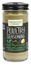Frontier Poultry Seasoning, 1.34-Ounce Bottle - $6.48