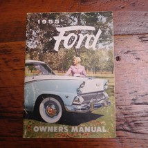 Original 1955 FORD Motor Company Illustrated OW... - $24.99