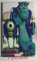 Monster University James Light Switch Outlet Wall Cover Plate Home Decor image 2