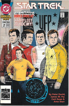 Classic Star Trek Comic Book Annual Series 2 #2 DC Comics 1991 NEAR MINT... - $5.94