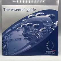 British Airways London Eye The Essential Guide Brochure jds - $14.84