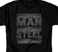 Superman T-shirt The Man of Steel Superhero DC graphic tee SM1924 image 2