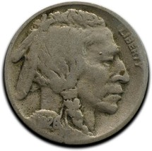 1926S Buffalo Nickel Coin Lot# A 527