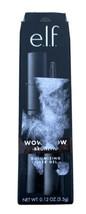 E L F  Wow Brow Gel Volumizing Fiber Brunette  0 12 oz  New In Box - $13.49