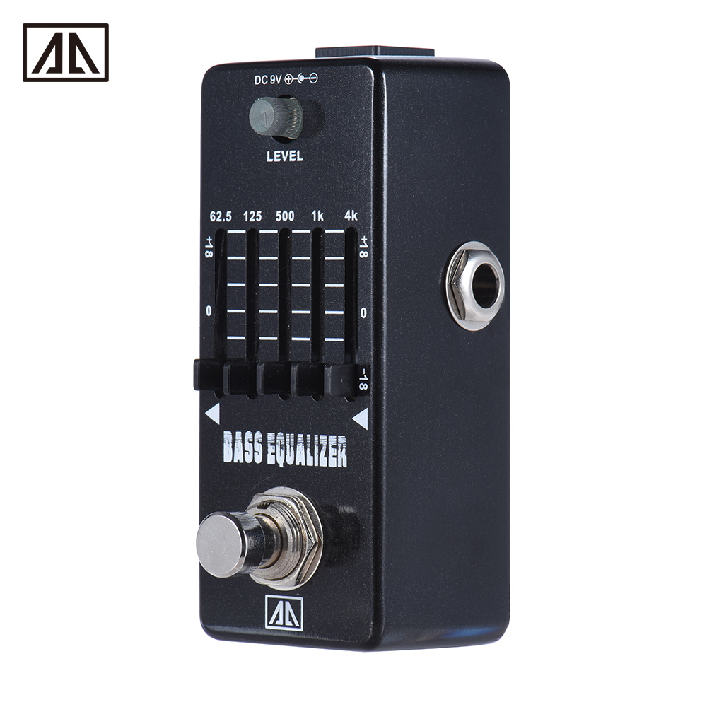 aroma aeb 5 graphic bass guitar 5 band eq equalizer effect pedal true bypass alu fishing. Black Bedroom Furniture Sets. Home Design Ideas