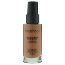 Smashbox Studio Skin 24 Hour Wear Hydrating Foundation 1 oz / 30 ml 4.15... - $31.25