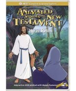 The Animated Stories From The New Testament - He is Risen [DVD] [2005] - $4.94