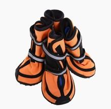 Waterproof Pet Boots, Breathable, Reflective. Anti-Slip, Waterproof, Size XL image 1