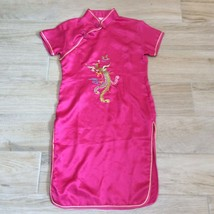 Girls TRADITIONAL CHINESE DRESS COSTUME sz 10 girls kids - $19.80
