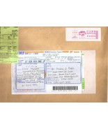 JAPAN EMS Express Mail cover to USA - Ministry of Land to US Dept of Sta... - $3.75
