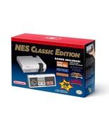 Nintendo NES Classic Edition Mini HDMI Console - 30 Classic NES Games Brand New! - $179.95