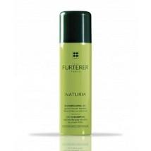 Genuine Rene Furterer NATURIA 150 ml water-less hair dry shampoo cleanse NEW - $32.50