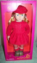 """Our Generation Vanessa Eve 18"""" Doll New - $39.88"""