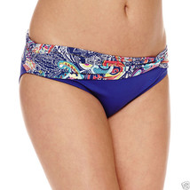 Liz Claiborne Paisley Hipster Swimsuit Bottoms Size 12, 16 New Msrp $48.00 - $21.99