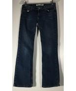Express Jeans Women's Juniors Size 7/8 S Precision Fit Blue   - $12.86