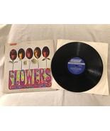 1967 The Rolling Stones Flowers LP Record Album Vinyl London PS 309 VG+/VG+ - $39.59