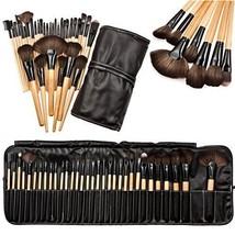 Lot 32 Pc Makeup Set Brush Brushes Professional Cosmetic Kit Travel Gift... - $20.74