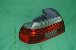 01-03 BMW E39 530i 525i M5 LED Taillight Tail Light Lamp Driver Left Side - LH image 2