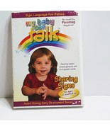 My Baby Can Talk - Sharing Signs (DVD, 2005) - $3.50