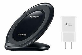 Samsung Qi Certified Fast Charge Wireless Charger Pad - US Version (Black) - $14.84
