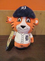 Detroit Tigers Paws Hallmark itty bitty bittys Special Edition Baseball ... - $29.59