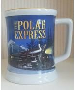 The Polar Express 3D Raised Train Believe Coffee Hot Chocolate Christmas... - $19.80