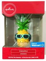 Hallmark Pineapple Headphones Sunglasses Christmas Ornament Walmart Excl... - $14.95