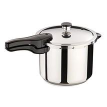 Presto 01362 6-Quart Stainless Steel Pressure Cooker - $48.49