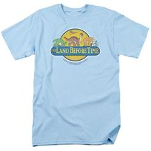 The Land Before Time Retro 80's Movie The Great Valley graphic tee UNI112 image 1