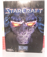 StarCraft PC Game Manual & Official Strategy Guide - Blizzard - $8.55