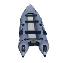 BRIS 14.1ft Inflatable Kayka Canoe Boat Fishing Tender Poonton Boat image 1