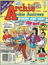 Archie…Archie Andrews, Where Are You? Digest Magazine #74 VF/NM; Archie | save o - $9.99