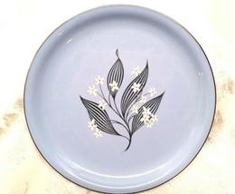 "Set Of 2 Homer Laughlin Skytone Stardust - Plates 9"" - Vintage 1950s - $15.83"