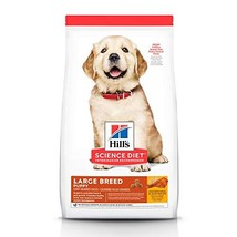 Hill's Science Diet Dry Dog Food, Puppy, Large Breeds, Chicken Meal & Oats Recip