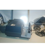 Vintage NEW gaf anscomatic 680 slide projector with remote control TESTED - $70.00
