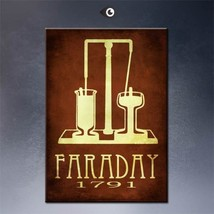 """SteamPunk ART """"Faraday, 1791"""" HD print on canvas huge wall picture 24x16"""" - $16.82"""