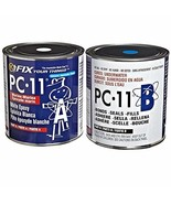 PC Products PC-11 Two-Part Marine Epoxy Adhesive Paste, Off White, 8 lb ... - $85.99