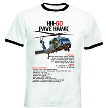 HH-60 Pave Hawk Helicopter Inspired - Amazing Graphic TSHIRT- S-M-L-XL-XXL - $26.49