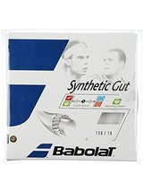 Babolat Synthetic Gut 16 String White - $6.99