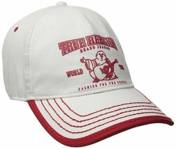 True Religion Men's Cotton Buddha World Tour Baseball Trucker Hat Cap TR1988 image 12