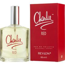Charlie Red BY Revlon FOR Women-Eau Fraiche Natural Spray-3.4 OZ-100 ML - $11.29