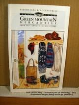 Catalog Green Mountain Mercantile Fall 1995 Essentials & Accessories - $7.19