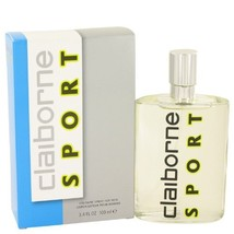 Claiborne Sport Cologne By LIZ CLAIBORNE 3.4 oz Cologne Spray FOR MEN - $35.54