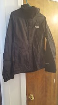 The North Face Vintage 1970's Black Wind Breaker Jacket with Hood, Size M - $59.99