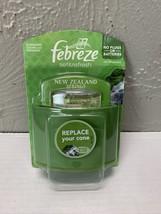 Febreze Set & Refresh Air Freshener New Zealand Springs discontinued - $9.46