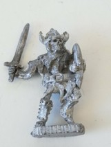 Skeleton Warrior With Sword & Shield Miniature Action Figure - $12.60