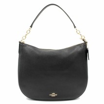 Coach Polished Pebbled Leather Women's Chelsea 32 Hobo Bag 58036 - $201.48