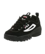 Fila Disruptor II Talla Eu 12 M (D) Eu 46 Hombre Zapatillas Negro FW0165... - $63.49