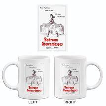 Bedroom Stewardesses - 1968 - Movie Poster Mug - $23.99+