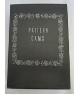Vintage Kenmore Sears Sewing Machine Pattern Cams With Case Set of 30 - $18.99